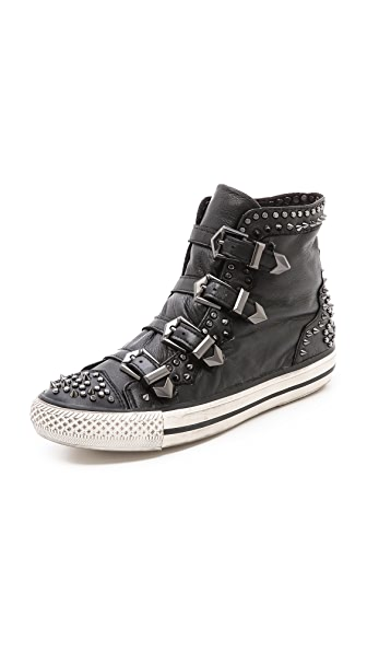 Ash Viking Studded High Top Sneakers