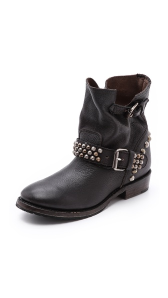 Ash Vicious Studded Booties