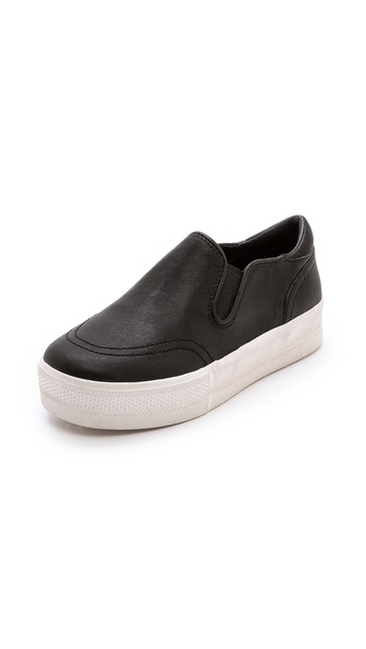 Ash Jungle Slip On Sneakers - Black at Shopbop / East Dane