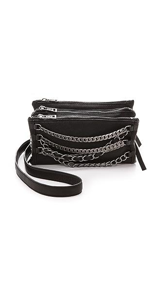 Ash Chain Cross Body Bag