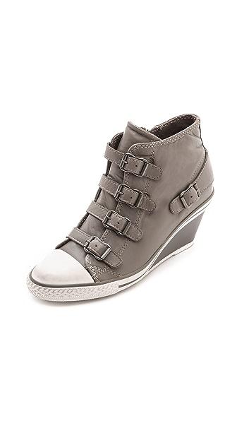 Kupi Ash cipele online i raspordaja za kupiti Ash Genial Low Wedge Sneakers Perkish cipele