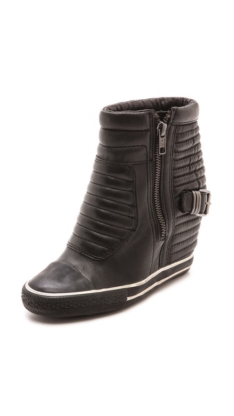 Ash Ulk Wedge Sneakers