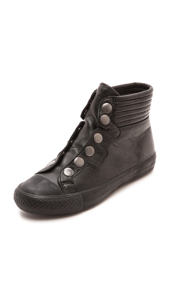 Ash Vespa High Top Sneakers