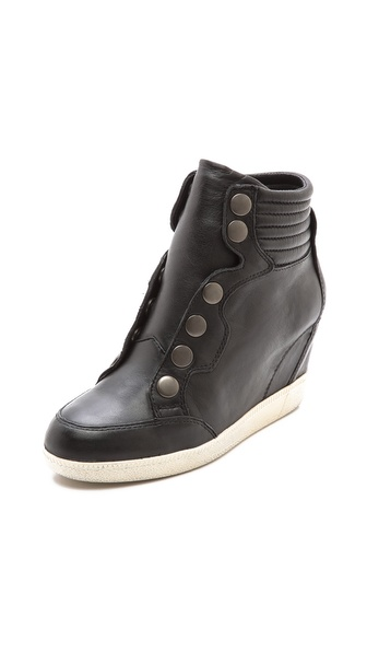 Ash Blade High Top Wedge Sneakers