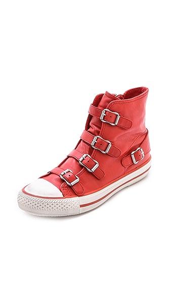 Ash Virgin Buckle Sneakers