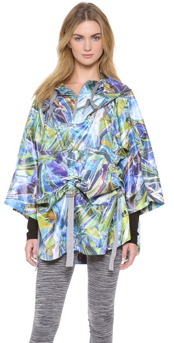 adidas by Stella McCartney Run Print Cape
