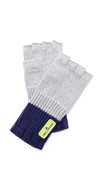adidas by Stella McCartney Knit Fingerless Gloves