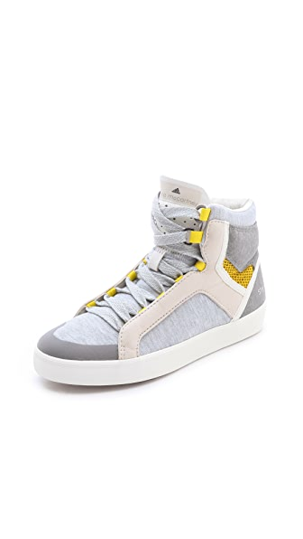adidas by Stella McCartney Discosura Hiker High Top Sneakers