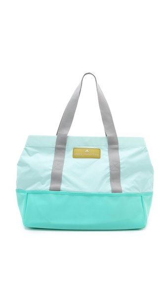 Adidas By Stella Mccartney Swim Bag - Fresh Aqua/White Vapor at Shopbop / East Dane