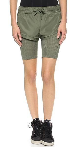 adidas by Stella McCartney Running Long Shorts