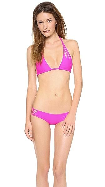 ACACIA SWIMWEAR Tunnels Bikini Top