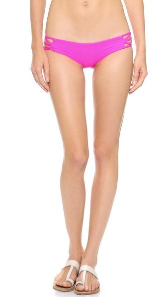ACACIA SWIMWEAR La Rivera Hipster Bikini Bottoms