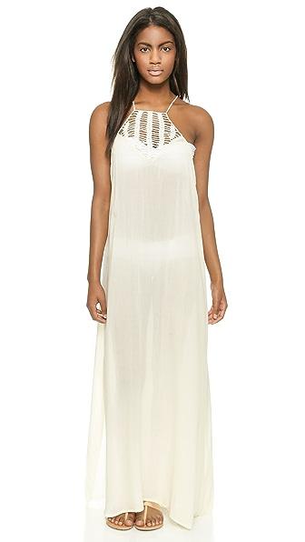 Shop ACACIA SWIMWEAR online and buy Acacia Swimwear Moscow Cover Up Dress - Haupia swimwear online