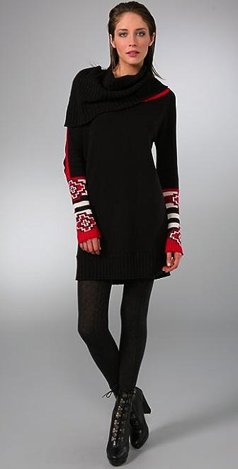 ALICE by Temperley Hesta Sweater Dress
