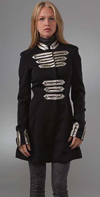 ALICE by Temperley Riley Coat