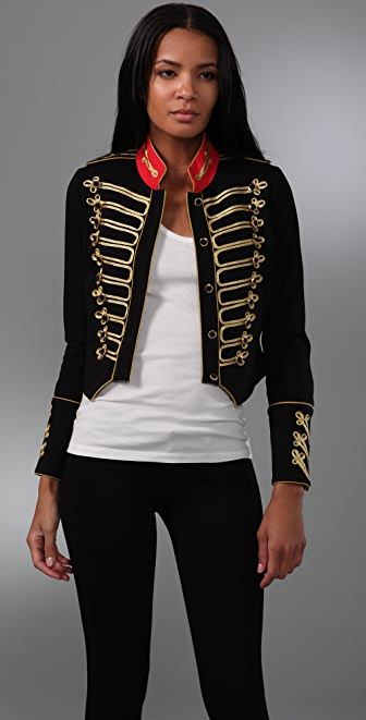 ALICE by Temperley Game Jacket