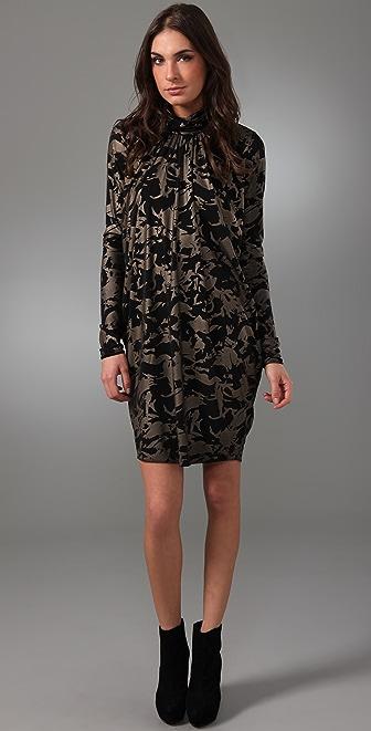 ALICE by Temperley Metallic Atlas Dress