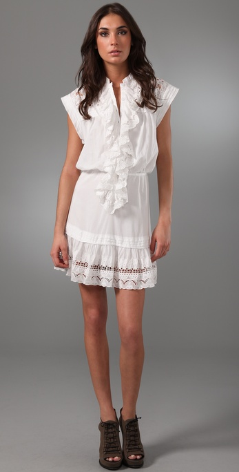 ALICE by Temperley Mini Giselle Dress