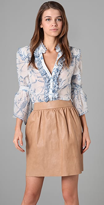 ALICE by Temperley Seraphine Shirt