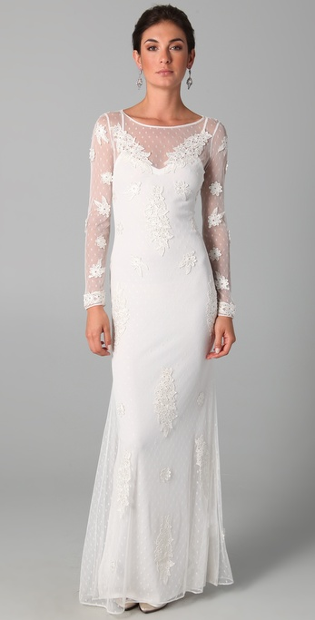 ALICE by Temperley Long Evelyn Dress