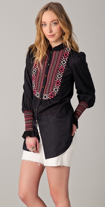 ALICE by Temperley Siesta Shirt