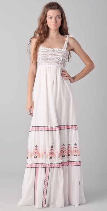 ALICE by Temperley Long Marala Dress