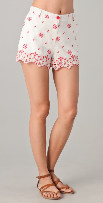 ALICE by Temperley Poppy Shorts