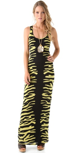 ALICE by Temperley Long Raja Printed Dress