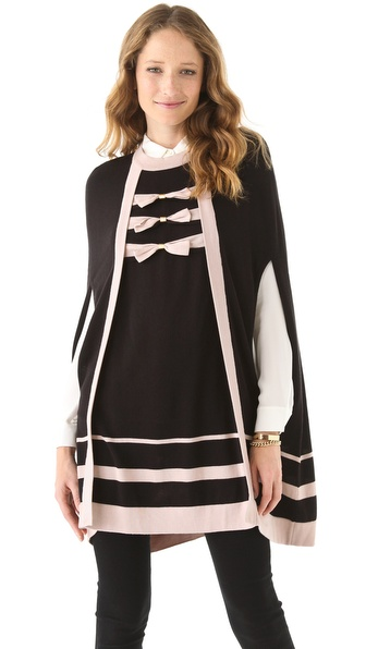 ALICE by Temperley Cabaret Poncho