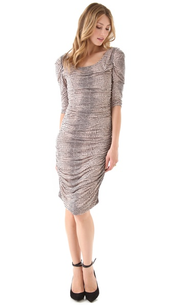 ALICE by Temperley Raquel Draped Dress
