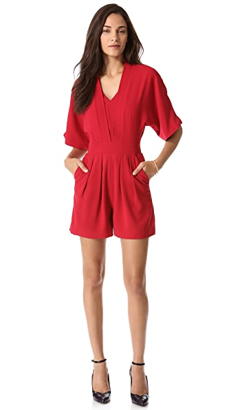 ALICE by Temperley Obi Romper