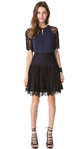 ALICE by Temperley Mini Regalia Dress
