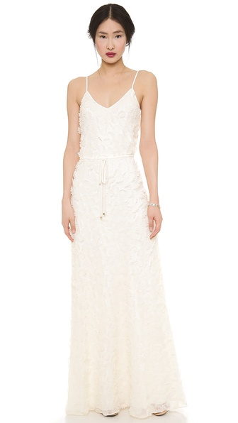 ALICE by Temperley Petal Maxi Dress