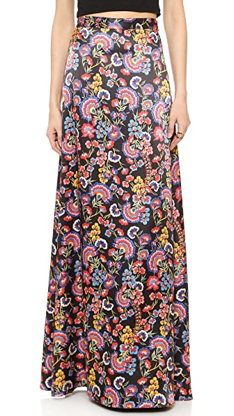 ALICE by Temperley Lou Lou Maxi Skirt
