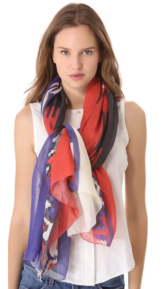 Athena Procopiou The Master Berberoi Scarf