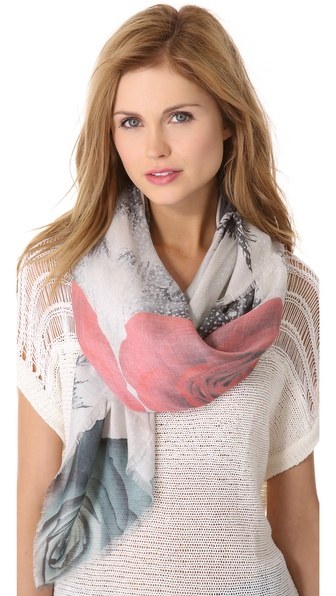 Athena Procopiou The Fir Tree Scarf