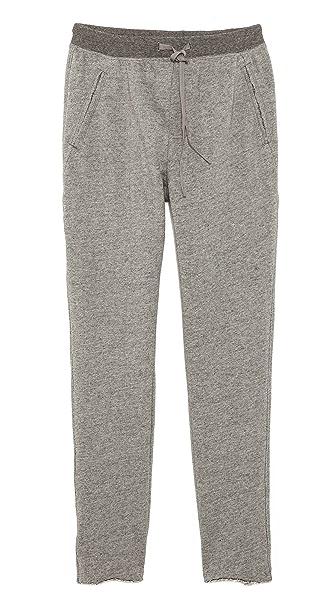 ATM Anthony Thomas Melillo Besom Pocket Sweatpants