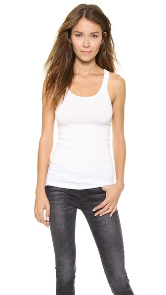 ATM Anthony Thomas Melillo Ribbed Tank