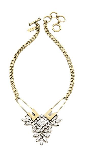 AUDEN Madison Pin Pendant Necklace
