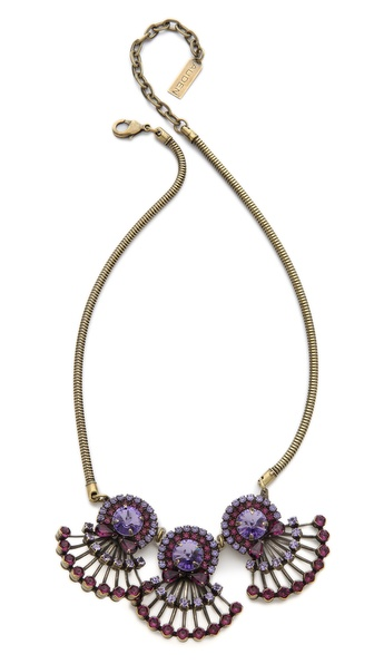 AUDEN Coralia Pendant Necklace