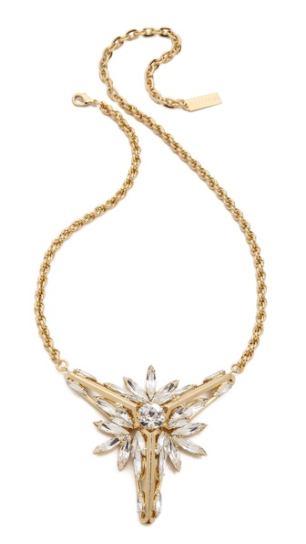 AUDEN Prism Star Necklace