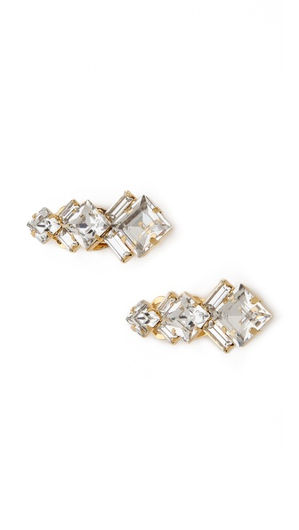 AUDEN Ryder Clip On Earrings