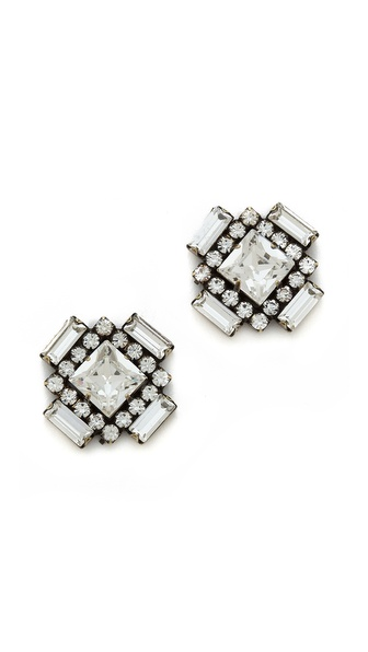 AUDEN Ryder Stud Earrings