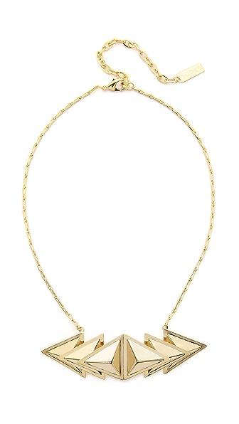 AUDEN Arden Bar Necklace
