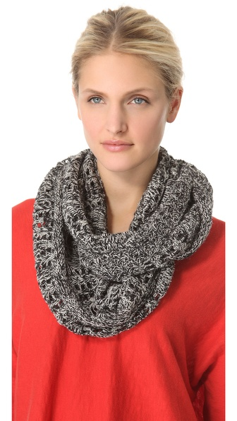 Augden Art Deco Cowl Scarf