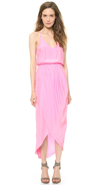Kupi Amanda Uprichard haljinu online i raspordaja za kupiti Amanda Uprichard Cricket Maxi Dress Shocking Pink online