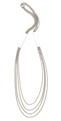 Avant Garde Paris Chene Long Necklace