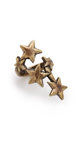 Avant Garde Paris Star Ring