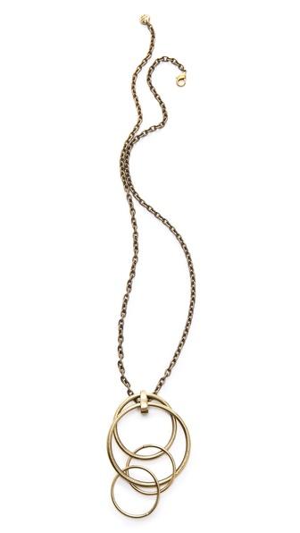 Avant Garde Paris Mars Necklace