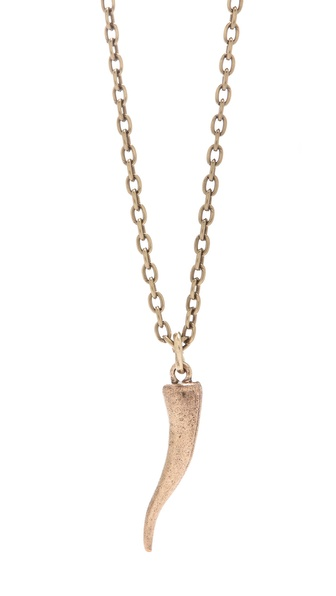 Avant Garde Paris Corne Necklace